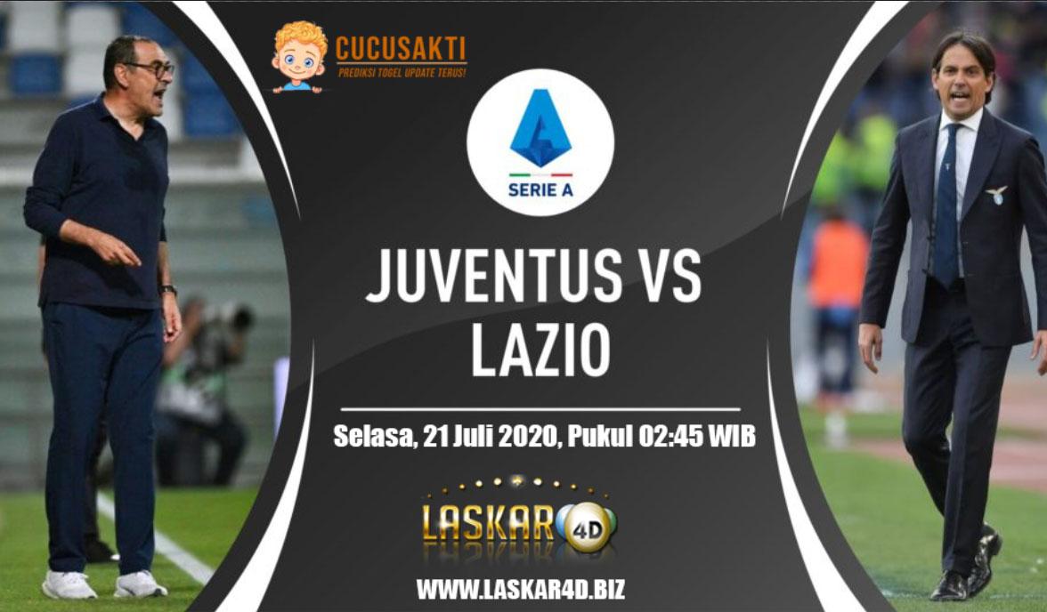 Prediksi Bola Juventus vs Lazio Selasa, 20 Juli 2020