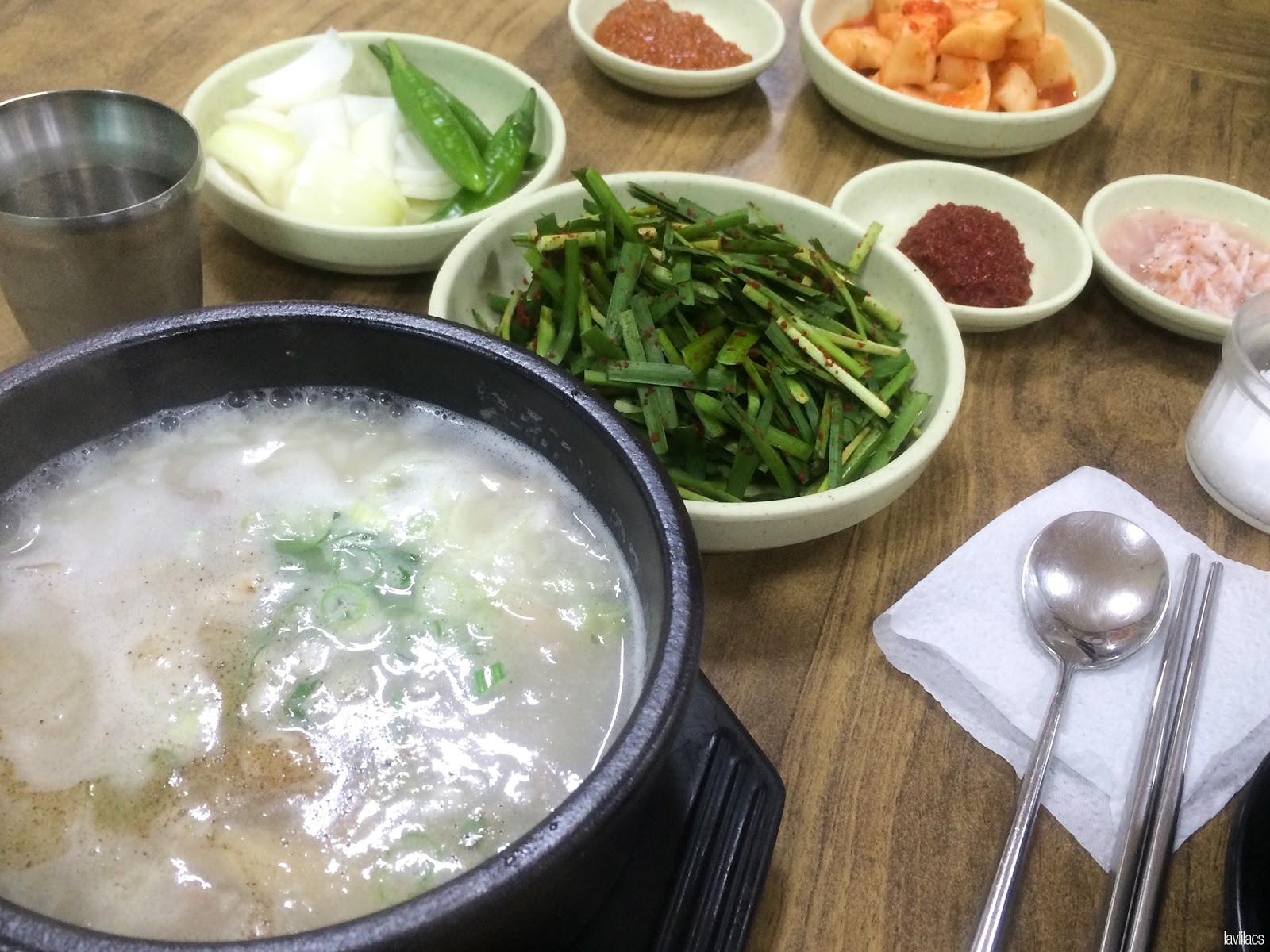 Seoul, Korea - Summer Study Abroad 2014 - Busan Dwaeji Gukbap