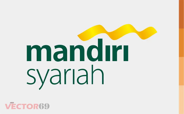 Logo Bank Mandiri Syariah - Download Vector File AI (Adobe Illustrator)