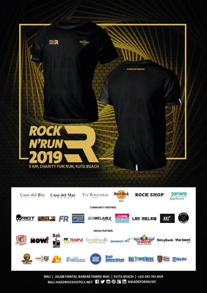 Rock 'N Run - Bali • 2019