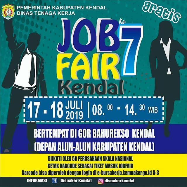 Job Fair Kendal