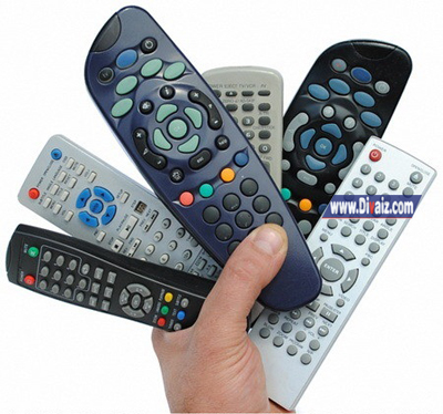 Remote tv Universal - www.divaizz.com