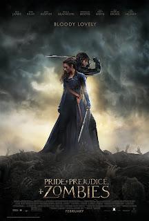 Pride and Prejudice and Zombies (2016) Dual Audio Hindi-English x264 Esubs Bluray 480p [345MB]