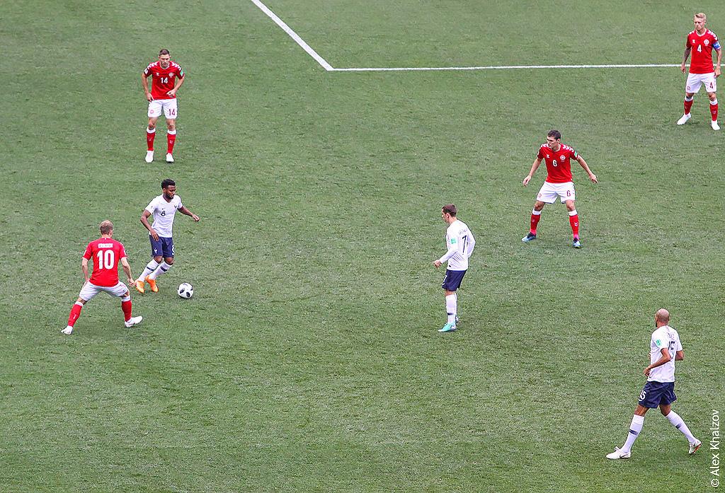 Как проходил самый унылый матч Чемпионата мира