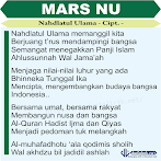 Lirik Lagu Mars NU (Nahdlatul Ulama) dan Download Mp3