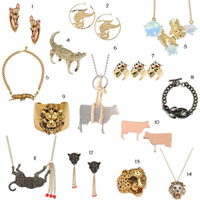 Animal Style Jewellry Accessories, Animal Style Accessories, Animal Style Jewellery, Animal Style Jewelry