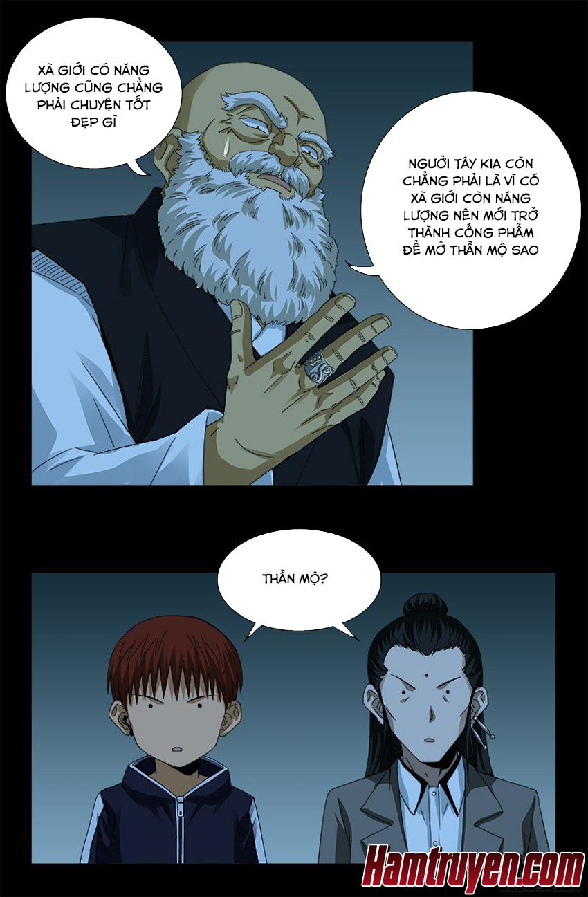 Huyết Ma Nhân Chap 356 - Trang 16