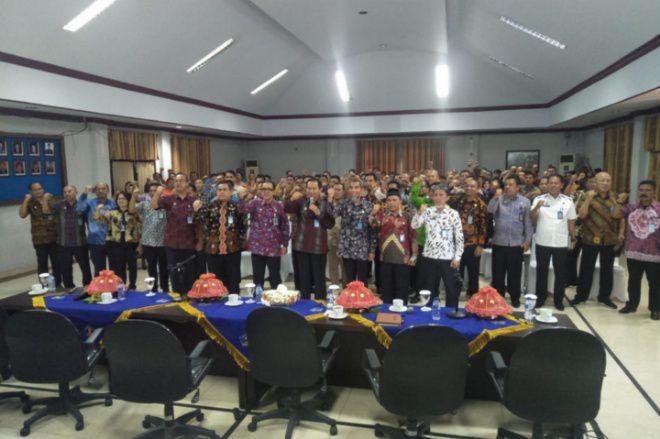 Kemenkumham Sulsel Gelar Exit Meeting untuk Penguatan Pembangunan ZI