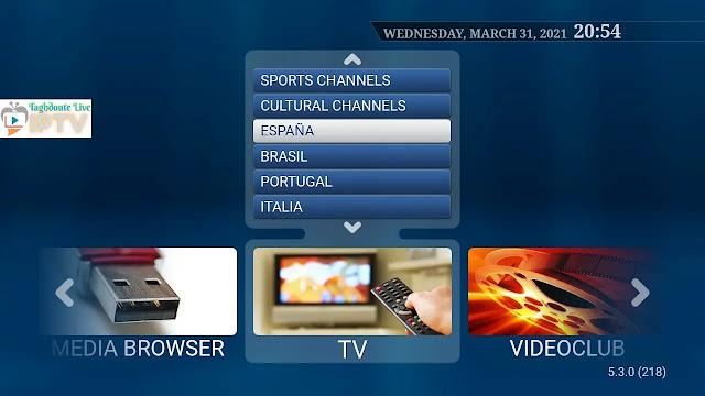 IPTV Stbemu codes portal Links