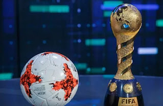 Sport: FIFA announces 2018 World Cup national logos for 32 teams
