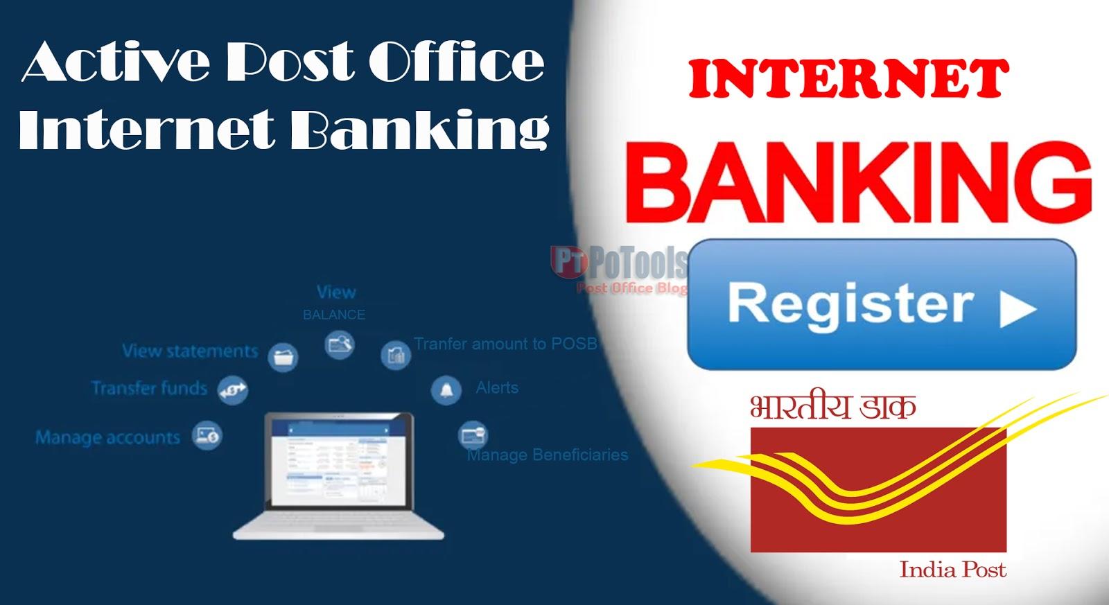 Post Bank Internet Banking