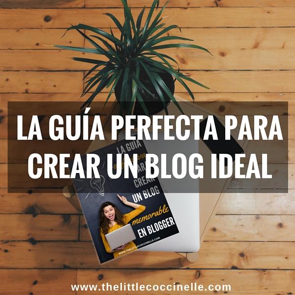 guia crear blog blogger