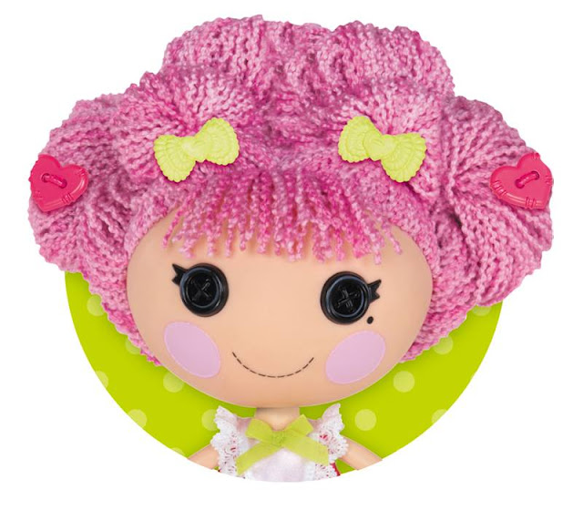 Lalaloopsy Loopy Hair Doll - Jewel Sparkles