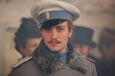 Aaron Taylor-Johnson as Vronsky