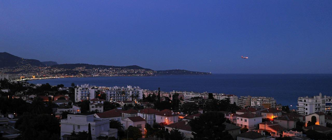 Nice city