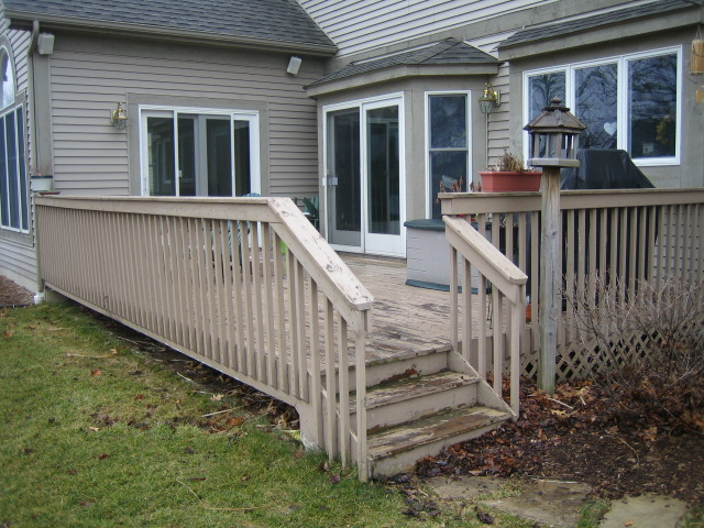 Replace Old Decks