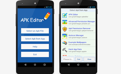 APK Editor Pro v1.4.6 Apk-s