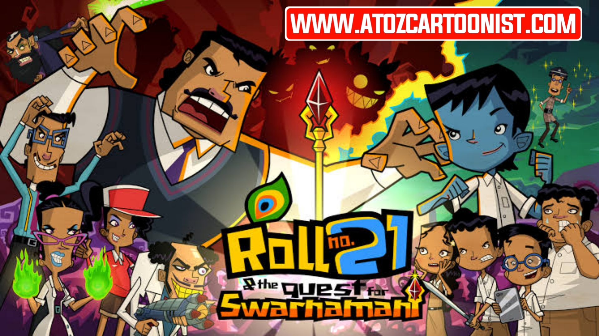 ROLL NO 21 AND THE QUEST FOR SWARNMANI FULL MOVIE IN TAMIL DOWNLOAD (480P)