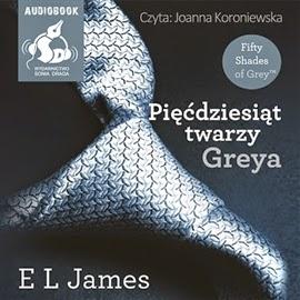 Pięćdziesiąt twarzy greya - audiobook Mp3