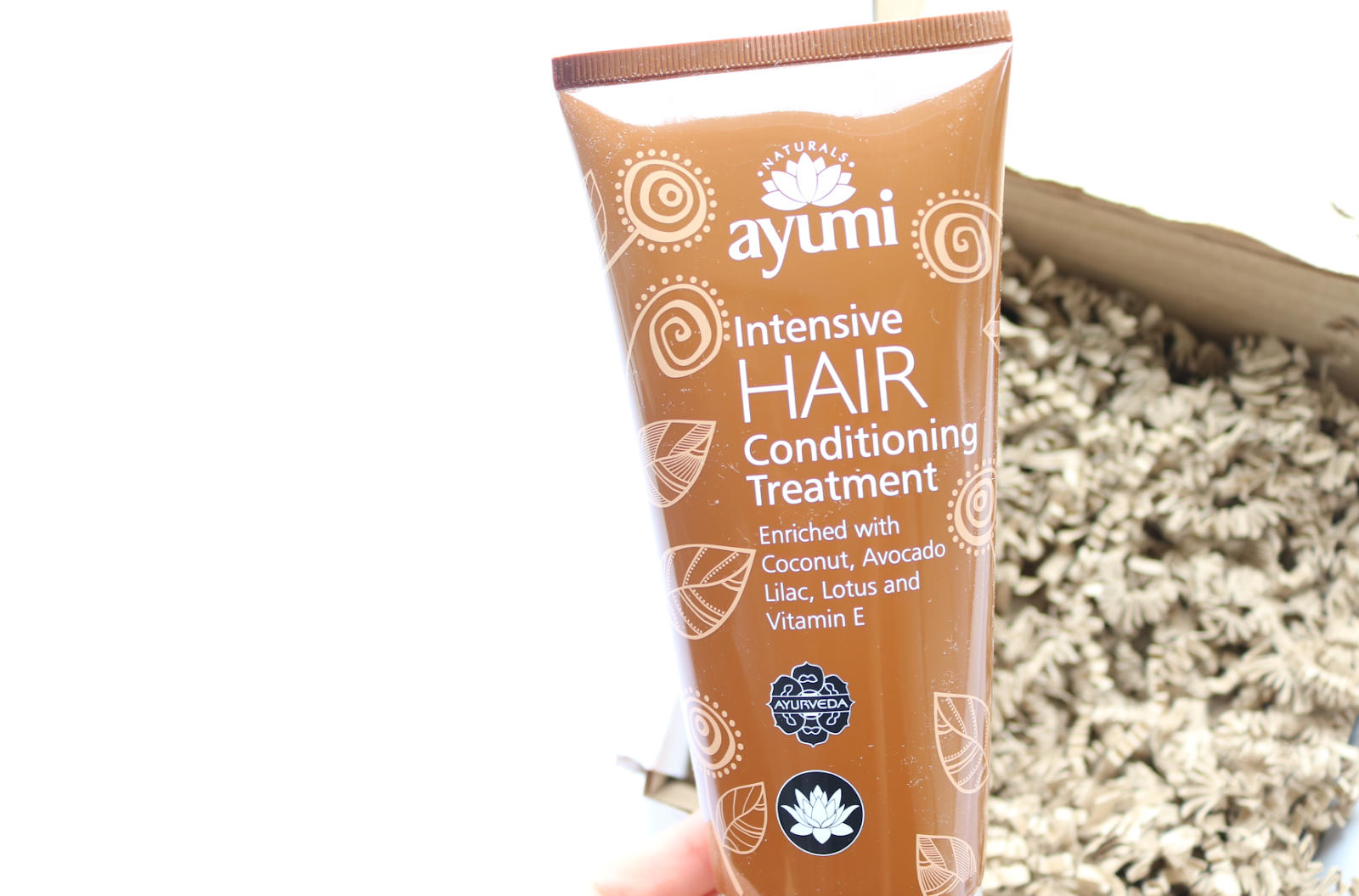 Ayumi Intensive Hair Conditioning Treatment
