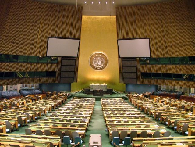 Perang Israel-Palestina Bakal Jadi Pembahasan di Rapat Majelis Umum PBB