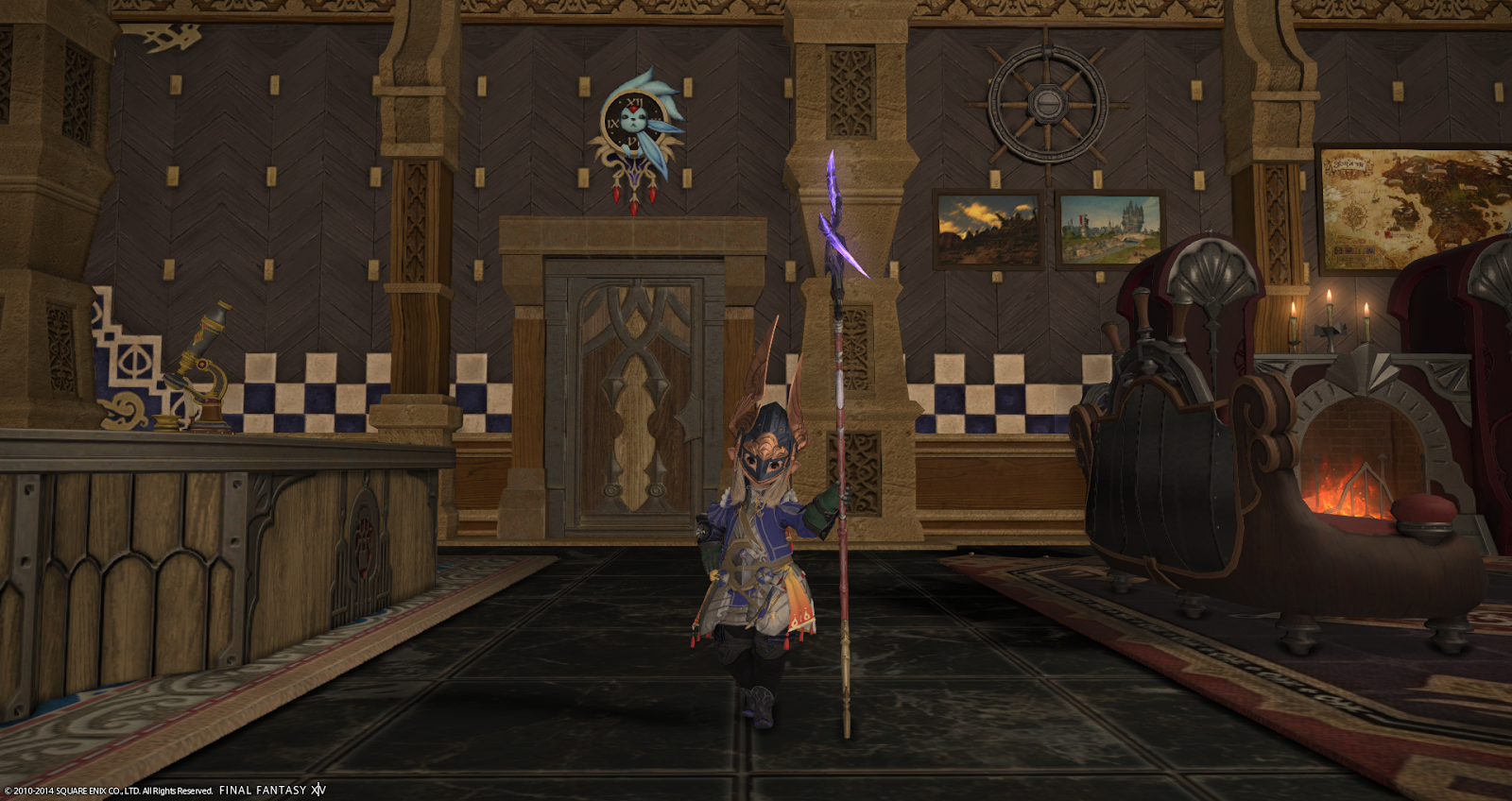 Lym [FF14] There are now new idle stances for when you've