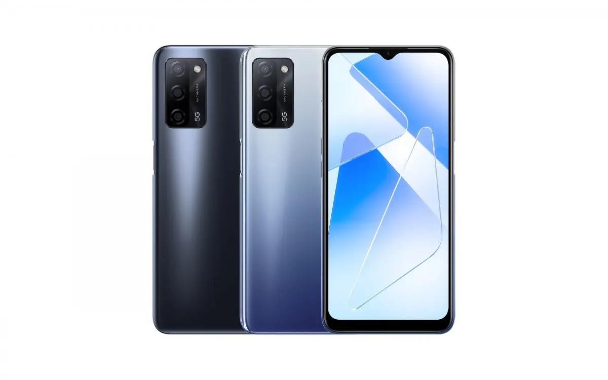 OPPO A55 ، هاتف محمول OPPO جديد وبأسعار معقولة مع دعم 5G