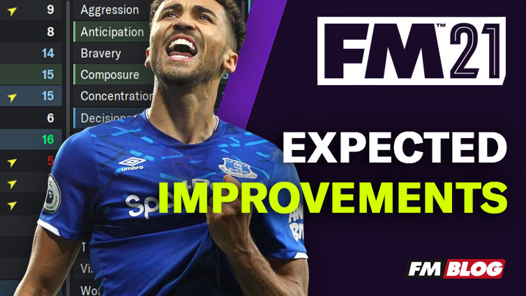 5 Players With Expected Improvements in FM2021