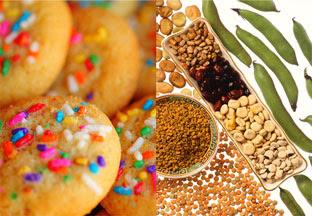 Makanan yang mengandung karbohidrat kompleks dan sederhana