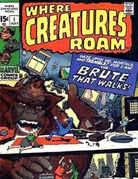 Read Where Creatures Roam comic online