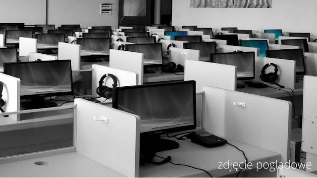 Nowe komputery w SP Frysztak