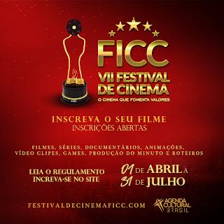 Melhores filmes do ficc serão exibidos em TVs nacionas e estrangeiras