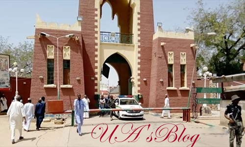 Security Operatives Storm Kano Emir's Palace After Sanusi's Removal