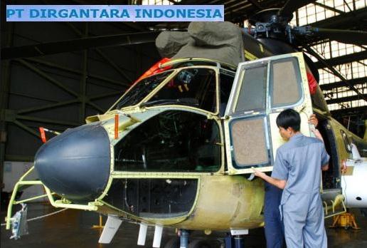 loker dirgantara indonesia tahun 2016