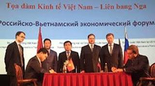 Hai mươi ba công ty Nga đã có mặt tại một cuộc họp