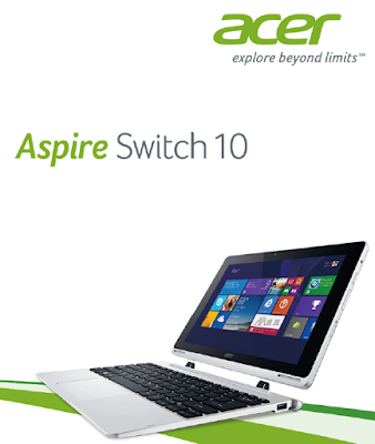 Acer Aspire Switch 10 Manual