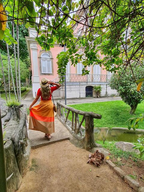 Blog Apaixonados por Viagens - Casa de Rui Barbosa - O que fazer no Rio