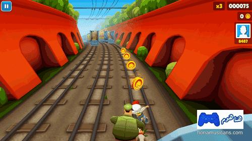 تحميل لعبة صب واي للكمبيوتر 2021 مجانا برابط مباشر Subway Surfers