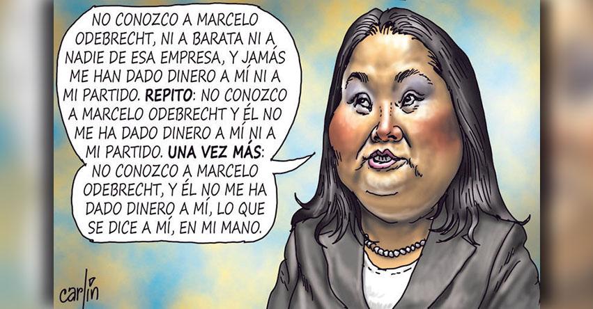 Carlincaturas Viernes 16 Marzo 2018 - La República