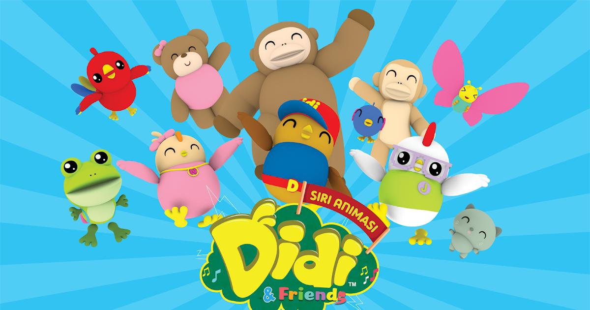 Didi And Friends Wallpaper