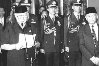 Bab 4 Persatuan dan kesatuan Bangsa pada Masa Orde Baru (11 Maret 1966 s.d. 21 Mei 1998)