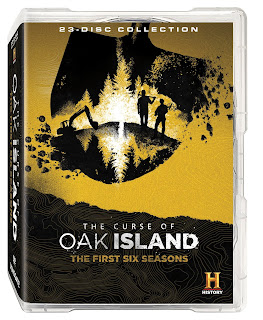 Lionsgate The Curse of Oak Island 6 seasons
