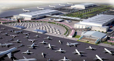 مطارات الإمارات Emirates Airports