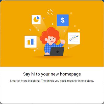 Tampilan Halaman Dashboard GOOGLE ADSENSE yang BARU