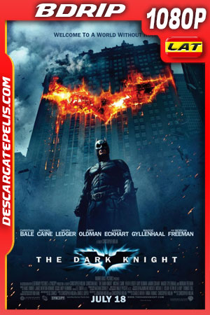 Batman: El caballero de la noche (2008) 1080p BDrip Latino – Ingles