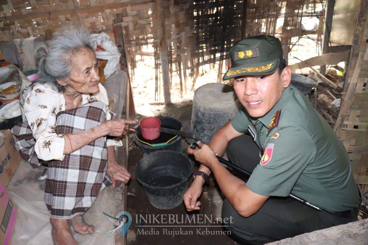 Rumah Nenek Sebatangkara di Puring Bakal Diperbaiki
