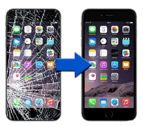 thay mat kinh iPhone 7 chinh hang