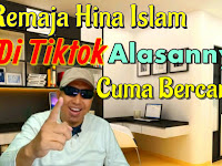 Lagi Viral Anak Remaja Yang Menista Islam