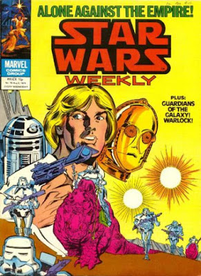 Star Wars Weekly #76