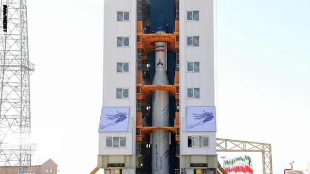 """بومبيو: إيران """"راعية الإرهاب"""" تستخدم تجارب الأقمار الصناعية لتطوير صواريخها الباليستية"""
